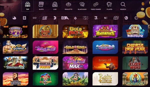 Play gambling gamesonline